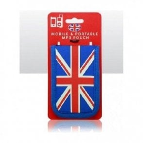 Union Jack Mobile Phone Case Pouch iPhone 8 etc