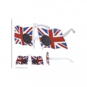 Union Jack Fun Sunglasses