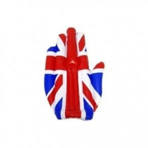 Union Jack Inflatable Hand