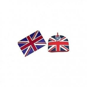 Union Jack Tea Towel and Tea Cosy