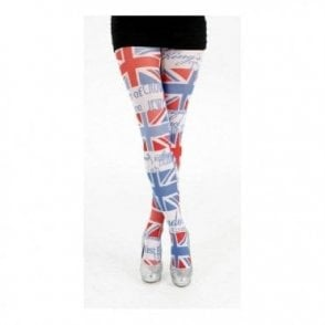 Union Jack London Icon Tights