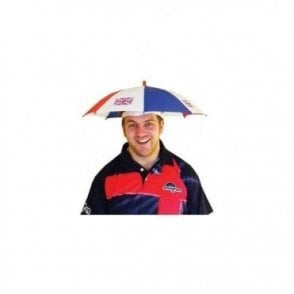 Great Britain Union Jack  Umbrella hat