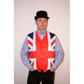 John Bull Union Jack Fancy Dress Kit