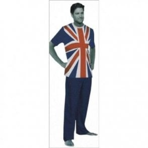 Union Jack Pyjamas  - Long pants
