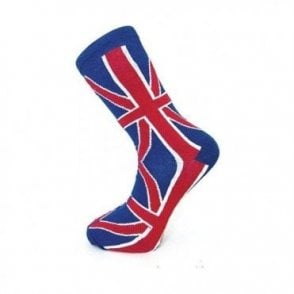 Union Jack Ankle Socks