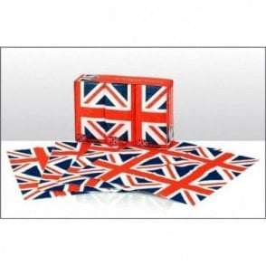 Union Jack Tissues