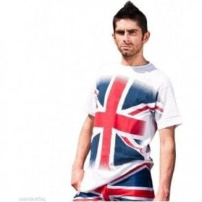 Union Jack Designer T shirt