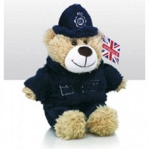 Policeman Teddy Bear