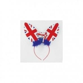 Union Jack Bunny Ears