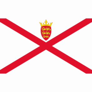 Flag of Jersey 5'x3'