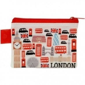 London Sights Coin Purse