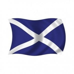 Navy Blue St Andrews 5ft x 3ft Flag