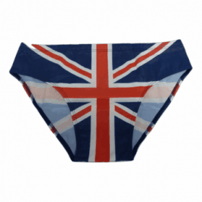 Union Jack Traditional Swimming Trunks