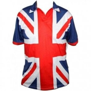 Union Jack Designer Polo shirt
