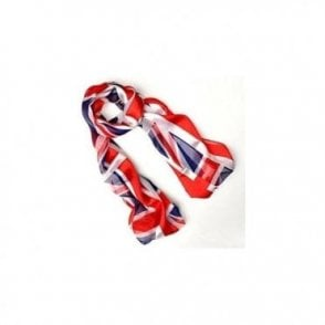 Ladies Union Jack Scarf