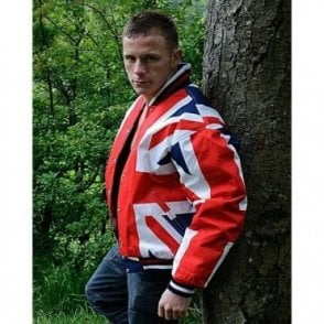 Union Jack Bomber Jacket