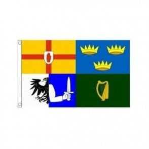 4 Provinces Of Ireland Flag