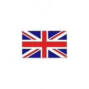 Union Jack Sticker 10x6cm