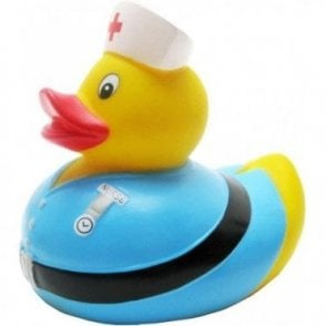 Yarto Nurse Bathtime Rubber Duck