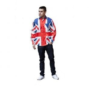 Union Jack Wear Union Jack Long sleeved Shirt