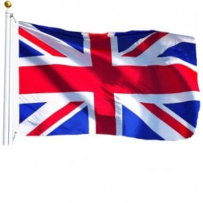 Union Jack Wear Union Jack Flag 5'x3'