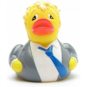 Yarto Bath Duck - Boris Johnson