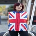 Union Jack Body Warmer