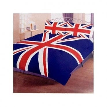 Union Jack Double Duvet