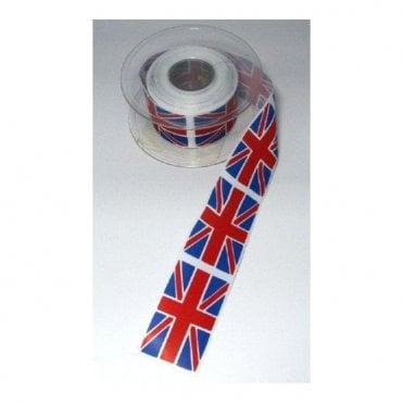Union Jack Flag Ribbon