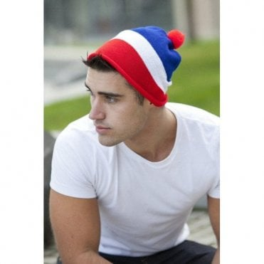 Red White and Blue Designer hat