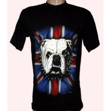 British Bulldog T shirt
