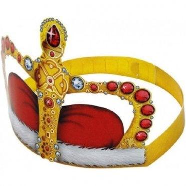 Coronation Party Crown