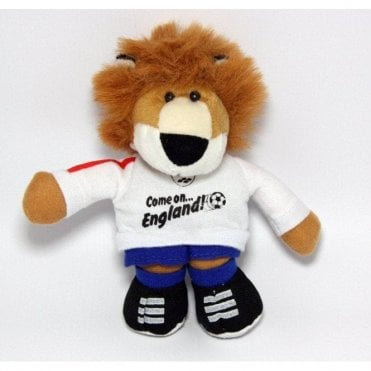 England Football Car Mascot