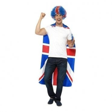 Union Jack Superhero Kit