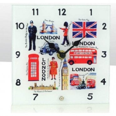 Best of British clock