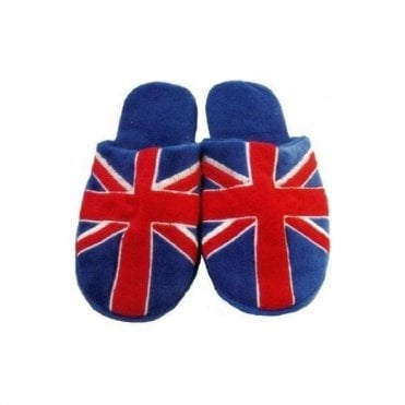 Union Jack Kids Slippers