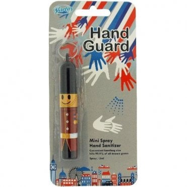 British Guard Hand Santitizer Spray