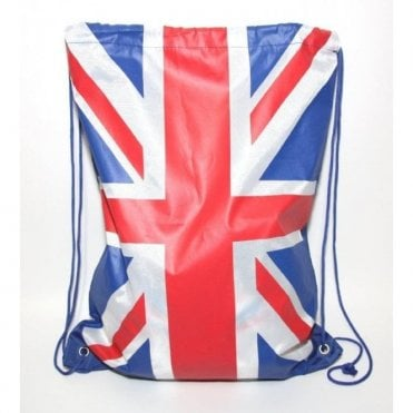 Union Jack Value Rucksack / PE Bag / Beach Bag