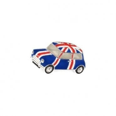 Union Jack Mini Pin Badge / Brooch
