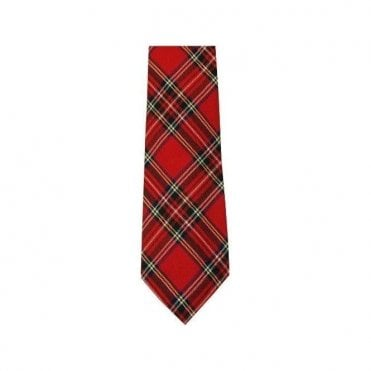 Royal Stewart Neck Tie (Tartan)