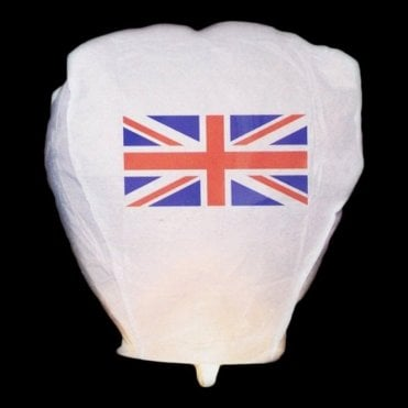 Union Jack Night Lantern