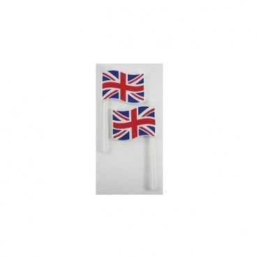 GB Union Jack Flag Rattlers