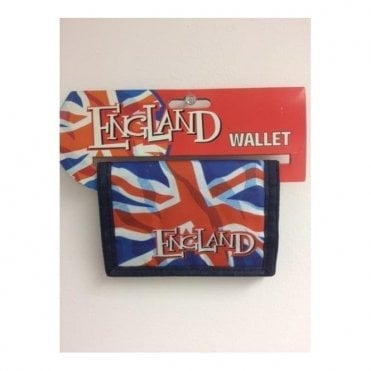 GB Union Jack Folding Wallet
