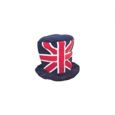 Union Jack Topper Hat