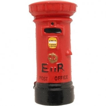 Great British Post Box Keyring