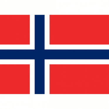Norway National Flag 5' x 3'
