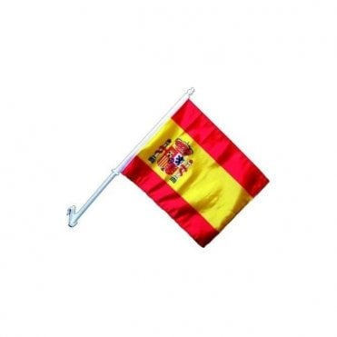 Spanish Car Flag - Spain