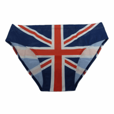 Union Jack Swimming Trunks / Briefs