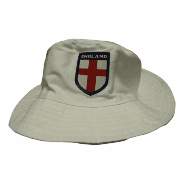 England St George Bush hat - Cricket?