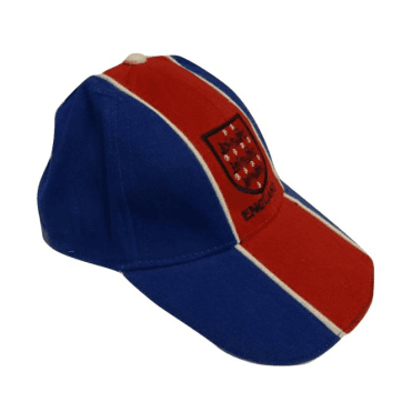 Red-White-Blue England Baseball Cap
